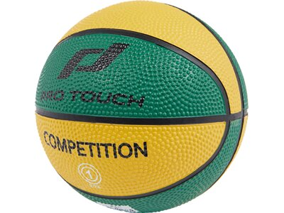 PRO TOUCH Ball Basketball Competition Mini V Gelb