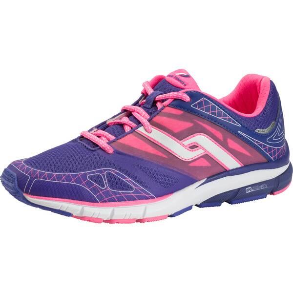 Sportschuhe - PRO TOUCH Damen Laufschuhe New York III › Blau  - Onlineshop Intersport