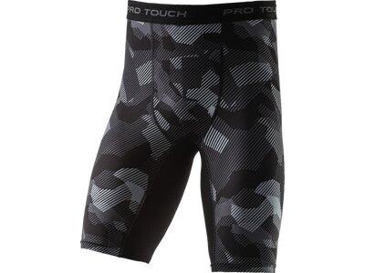 PRO TOUCH Herren Tight Shorts Zeus ux Schwarz