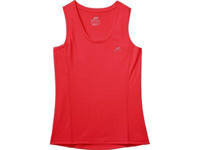 PRO TOUCH Damen Tankshirt Pika II Rot