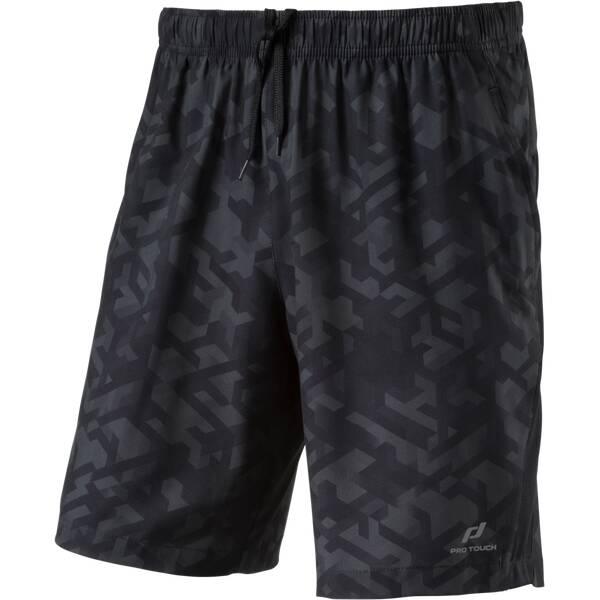 PRO TOUCH Herren Shorts Tempa Schwarz