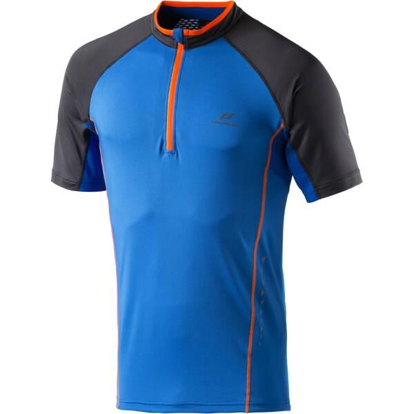 PRO TOUCH Herren T-Shirt Zip Olon III