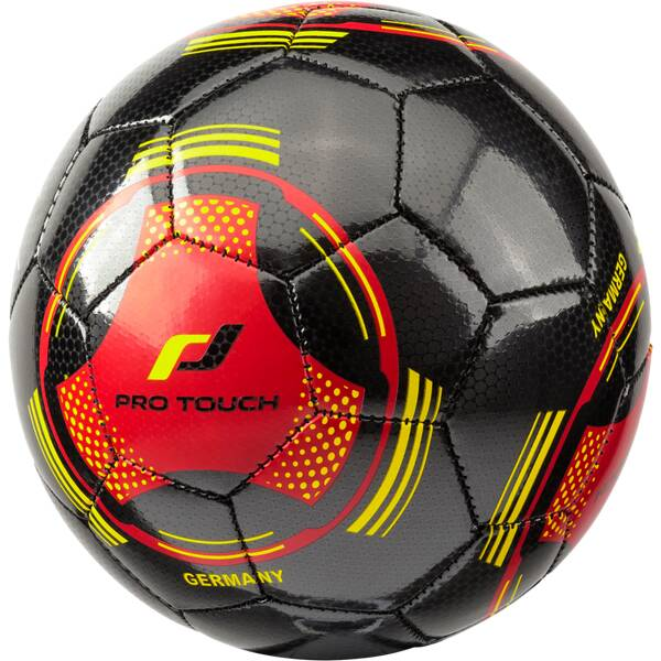 PRO TOUCH Ball Länderball Schwarz