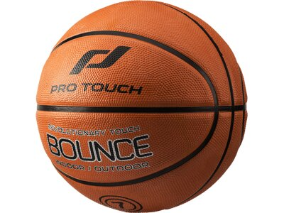 PRO TOUCH Basketball Bounce Braun