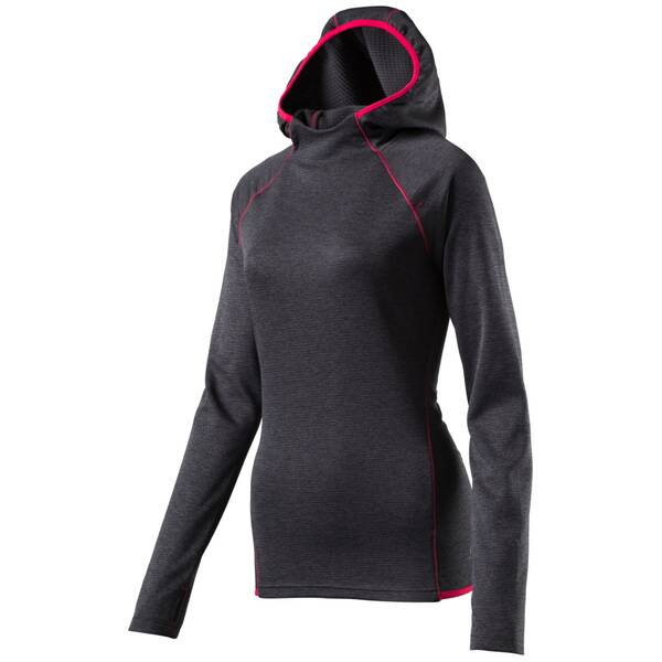 PROTOUCH Damen Laufshirt Brushed hooded Janina