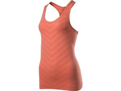 PRO TOUCH Damen D-Tank-Shirt Jeana Orange
