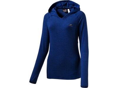 PROTOUCH Damen Laufshirt Reane II Langarm Blau