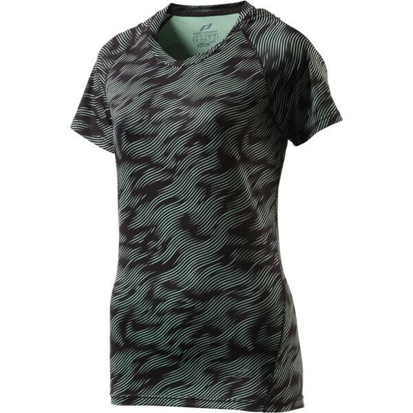PRO TOUCH Damen Laufshirt Rylinda II   Sportbekleidung > Sportshirts > Laufshirts   Schwarz - Mint   PRO TOUCH