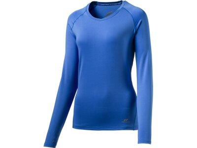 "PROTOUCH Damen Laufshirt ""Rylunga II"" Blau"