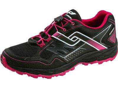 PRO TOUCH Damen Trailrunningschuhe Damen AQUAMAX® Trailrunning-Schuhe Ridgerunner V AQX W Schwarz
