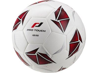 PRO TOUCH Fußball 100 Hybrid Weiß