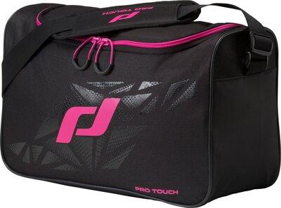 Pro Touch Sporttasche Schultertasche Force schwarz pink
