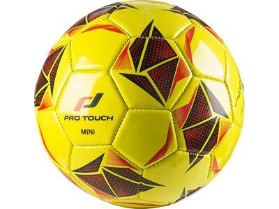 PRO TOUCH Miniatur-Fußball Force Mini Gelb