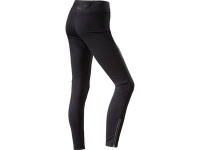 PRO TOUCH Damen D-Tight lang brushed Windstopper Sila Schwarz