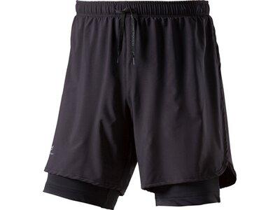 PRO TOUCH Herren Shorts 2-in-1 Allen IV Schwarz