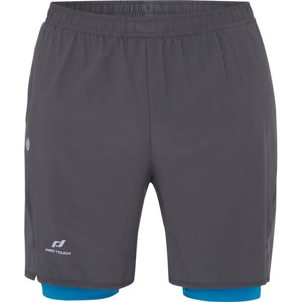 PRO TOUCH Herren Shorts 2-in-1 Striko