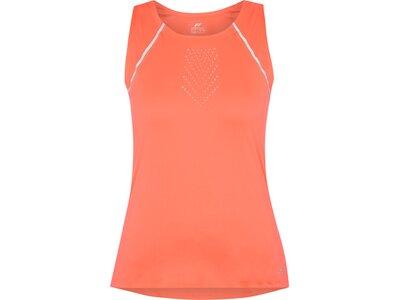 PRO TOUCH Damen Tank-Shirt Onda Orange