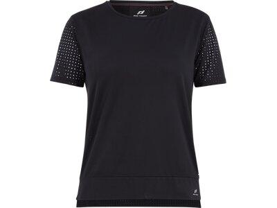 PRO TOUCH Damen T-Shirt Gwen II Schwarz