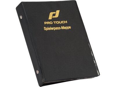 PRO TOUCH Spielpass-Mappe Schwarz
