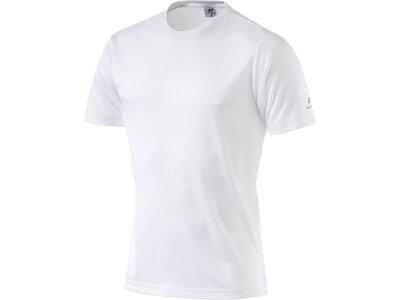 PROTOUCH Herren Lauf-T-Shirt Performance Basic Weiß