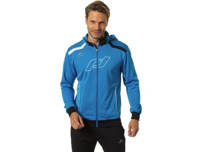 PRO TOUCH Herren Kapuzensweat Team Training Blau