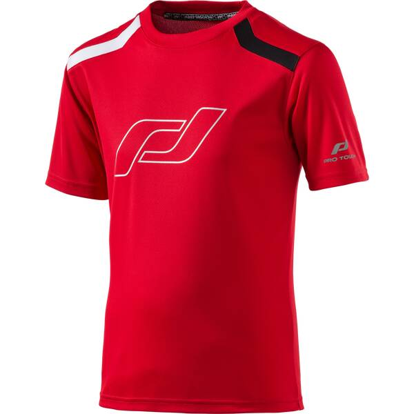 PRO TOUCH Kinder Shirt Team Training Rot