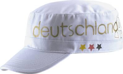 PRO TOUCH Damen Fan-Kopfbedeckung D-Army-Cap Deutschland