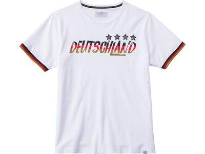 PRO TOUCH Herren Fanshirt Deutschland Weiß