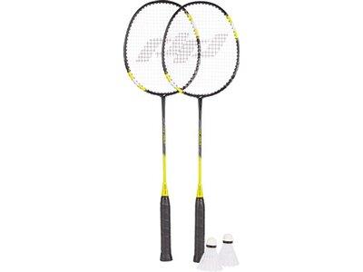 PRO TOUCH Badminton-Set SPEED 300 - 2 Ply Se Schwarz