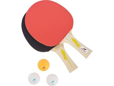 PRO TOUCH Tischtennis-Set PRO 2000 - 2 Player Schwarz