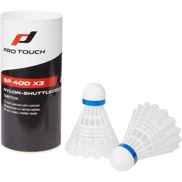 PRO TOUCH Badminton-Ball SP 400 x3