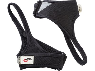 PRO TOUCH Nordic Walkingstöcke AV-Strap Medium Schwarz