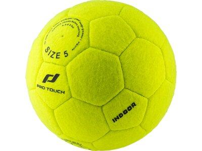 PRO TOUCH Ball Force Indoor Filz Gelb