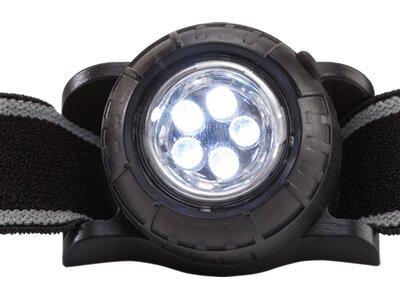PRO TOUCH LED-Stirnlampe Schwarz