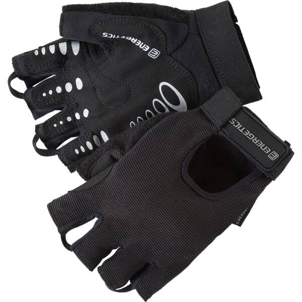 ENERGETICS Herren Handschuhe Fitness Fit Schwarz