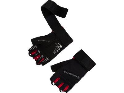 ENERGETICS Herren Handschuhe Fitness Guard Schwarz