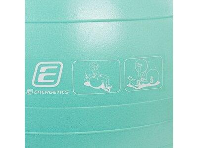 ENERGETICS Gymnastik Ball / Physioball Grün