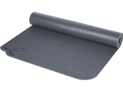 ENERGETICS Matte Yogamatte PVC 4mm Grau
