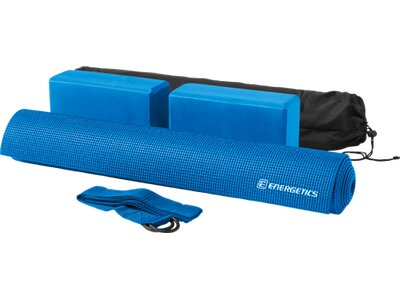 ENERGETICS Yoga-Set Blau