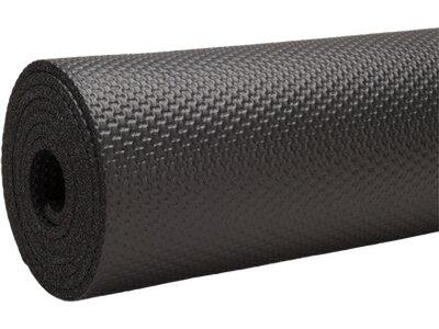 ENERGETICS Bodenmatte für Fitnessgeräte Schwarz