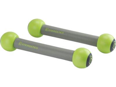 ENERGETICS Hantel Z-Toning Stick Grau