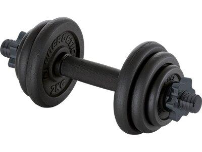 ENERGETICS Kurzh-Set Premium 10kg Schwarz