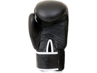 ENERGETICS Boxhandschuhe Leder TN Schwarz
