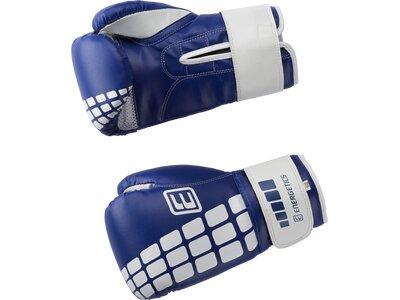 ENERGETICS Boxhandschuhe PU FT Blau