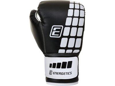 ENERGETICS Boxhandschuhe PU FT Schwarz