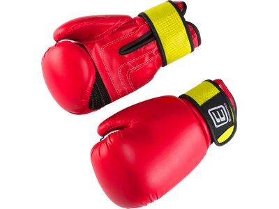 ENERGETICS Boxhandschuhe TN Rot
