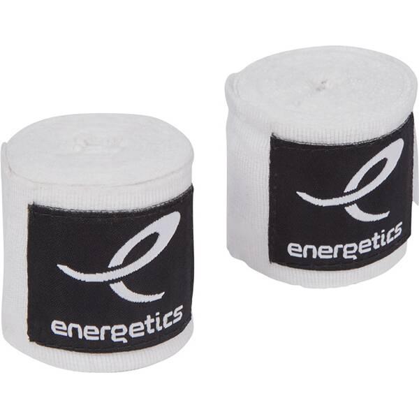 ENERGETICS Schoner Elastic TN Weiß