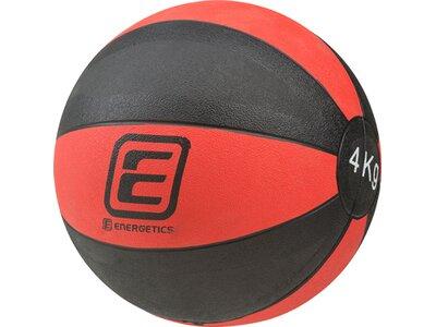 ENERGETICS Medizinball Rot
