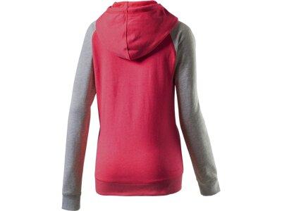 ENERGETICS Damen Kapuzensweatshirt Aleha Pink