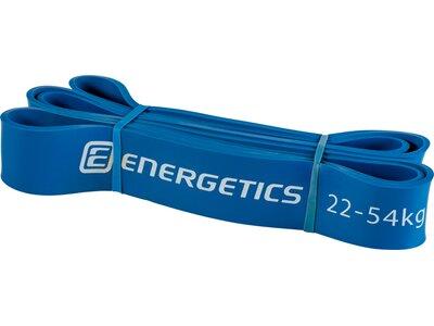 ENERGETICS Fitnessband Latex Blau